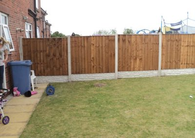 Fencing  Work Liverpool