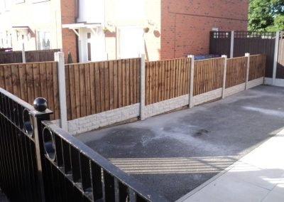 Driveway Fence Liverpool